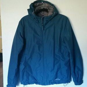 Eddie Bauer squall jacket, size Large